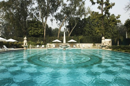 The Imperial Hotel : Swimming Pool