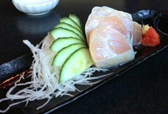 Zen Japanese Restaurant: Tuna Tataki