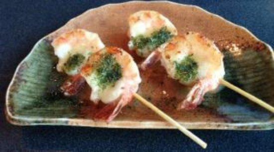 Zen Japanese Restaurant: Seafood Butteryaki