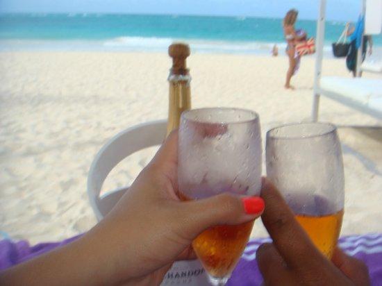 Paradisus Punta Cana Resort: Salud! Cheers!