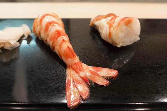 Photo of Japanese Restaurant Sukiyabashi Jiro Honten at 銀座4-2-15, Chuo 104-0061, Japan