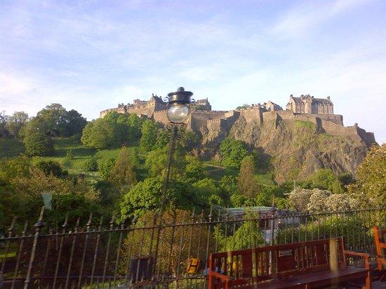 Ibis Edinburgh Centre Royal Mile: Edinbourgh Castle