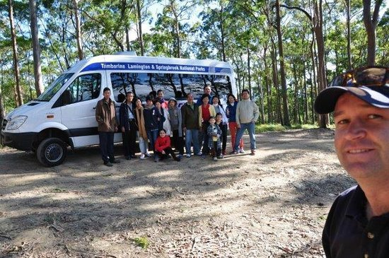 Southern Cross 4WD Tours: Great tour with Darran
