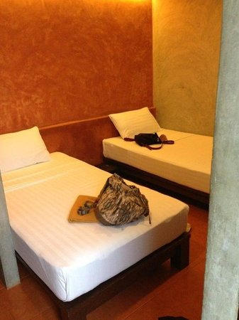 Orange Tree Phi Phi Island: The room