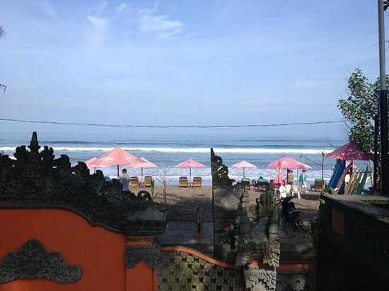 Puri Saron Seminyak: The Beach