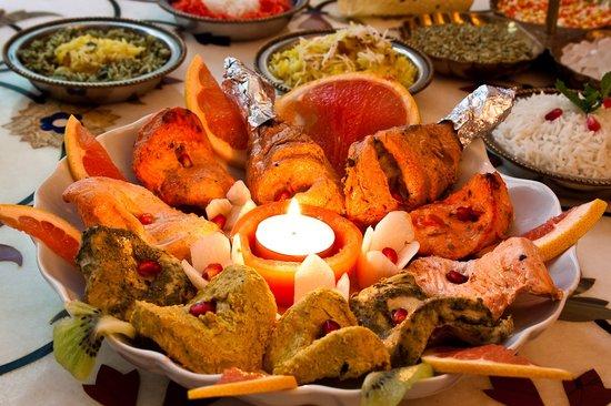 Antica Indina doner kebab