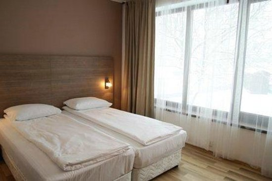 Studio ApartCity: double bed