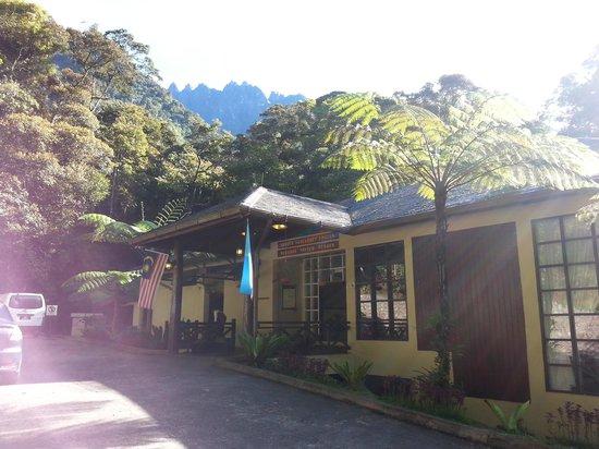 Sutera Sanctuary Lodges: Restaurant