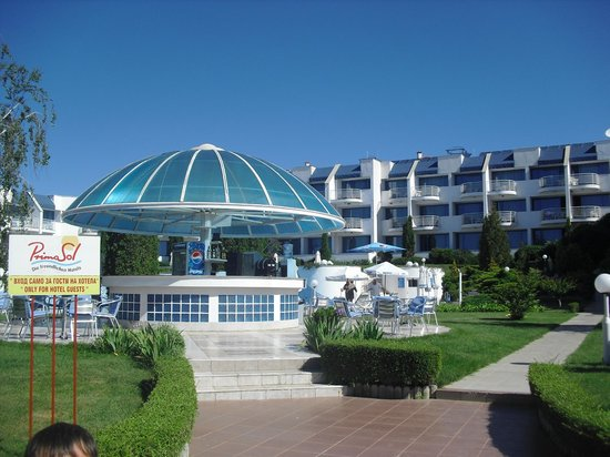 PrimaSol Sineva Park: лобби-бар