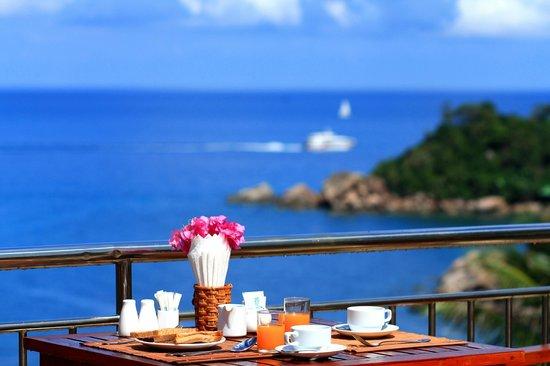 Pinnacle Koh Tao Resort: Seaview restaurant