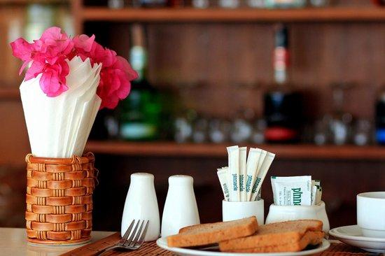 Pinnacle Koh Tao Resort: Breakfast time