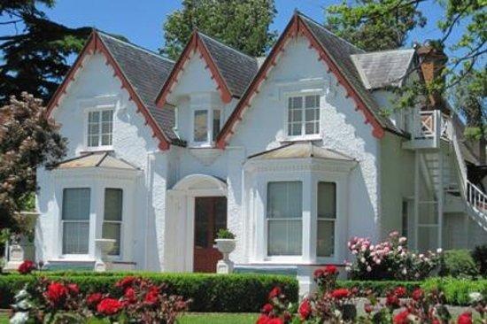 Nelson, New Zealand: Broadgreen Historic House