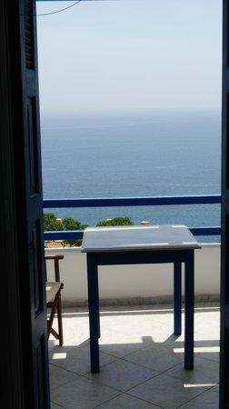 Psaravolada Resort: La vue est saisissante