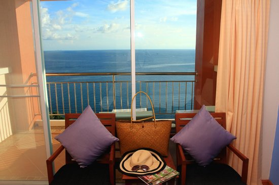 Pinnacle Koh Tao Resort : Seaview