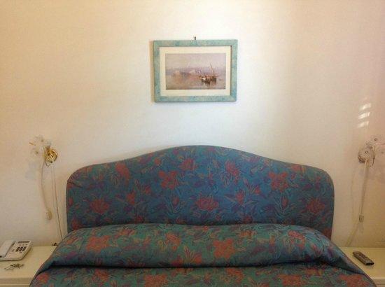 Hotel San Michele: letto.....