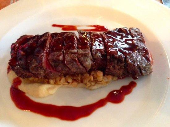 Kloosterhoeve: Fabulous steak