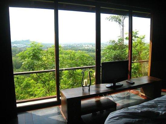 Villa Zolitude Resort and Spa: 2階ベッドルーム