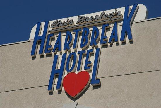 Elvis Presley's Heartbreak Hotel: het hotel