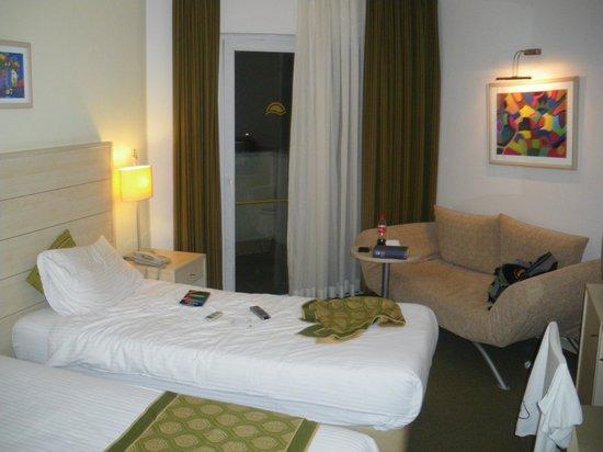 Febeach Hotel Side: Doppelzimmer