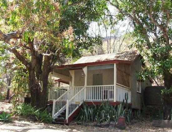 Herberton, Australia: Old miner's cottage