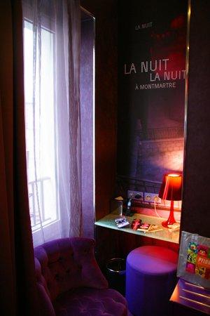 Montmartre Mon Amour: Chambre 202