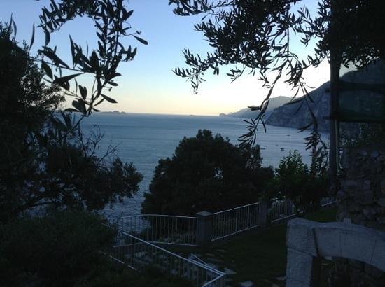 La Maliosa d'Arienzo: view from la maliosa