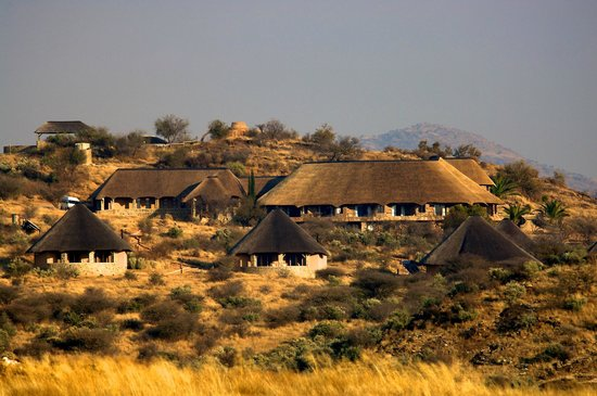 Onjala: Lodge