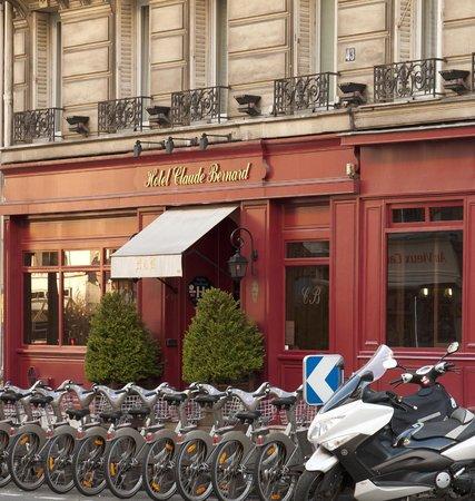 Hotel Claude Bernard Saint-Germain: Front