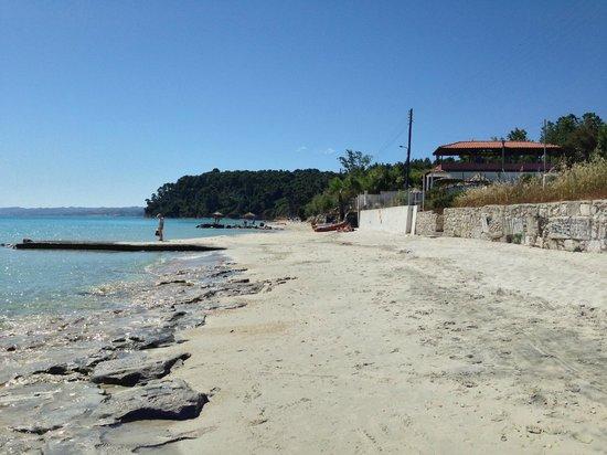 Nostos Hotel: Kalithea Beach