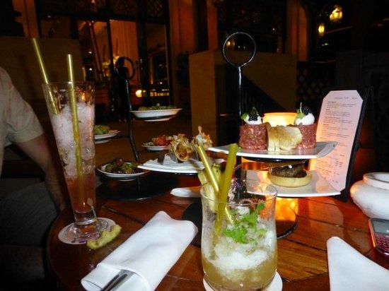 Bahri Bar: des portions de plats excellentes