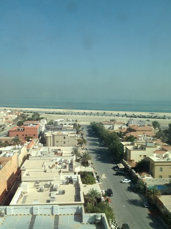 Mercure Al Khobar : View from the room