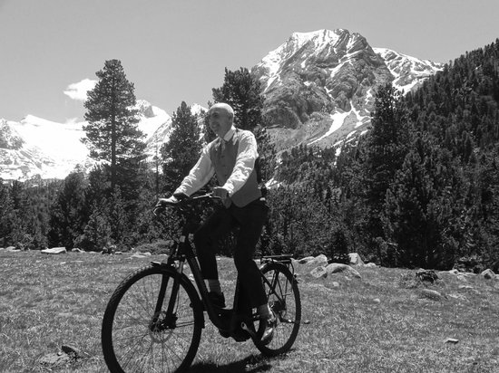 Verdebike: Recreación ciclista en el Pirineo Siglo XIX