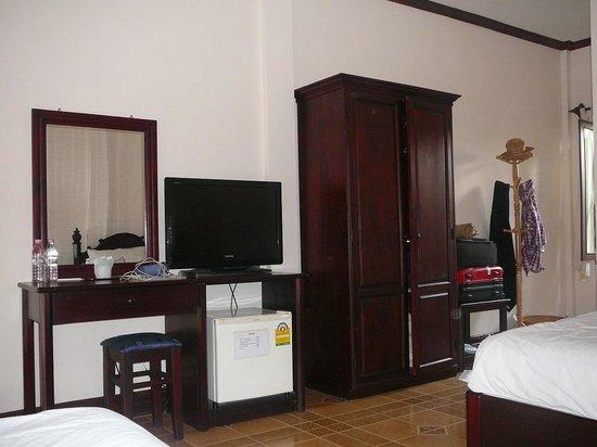 Villa Meuang Lao: inside