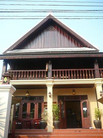 Villa Meuang Lao : hotel