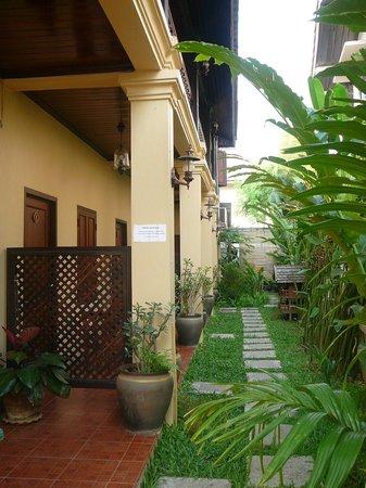 Villa Meuang Lao : 1f