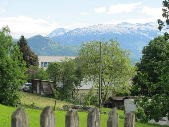 Hotel Schatzmann: view