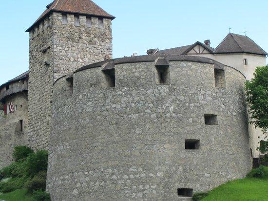 Hotel Schatzmann: Vaduz Castle