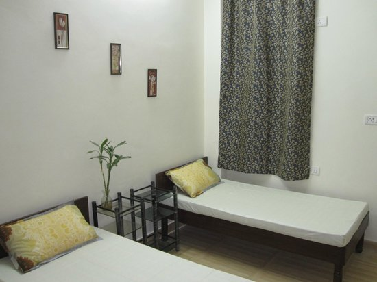 Ria Residency : 2 Bedded Air Cooled Room