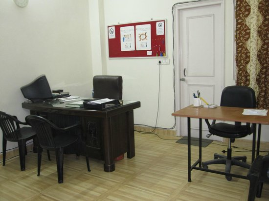 Ria Residency : Reception