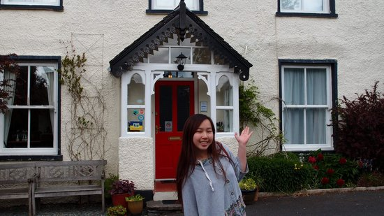 Our stay at the Mylne Bridge House