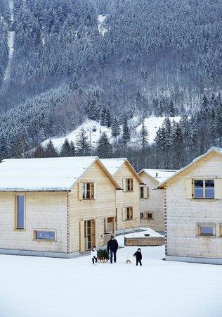 CASALPIN Chalets - das Feriendorf im Winter