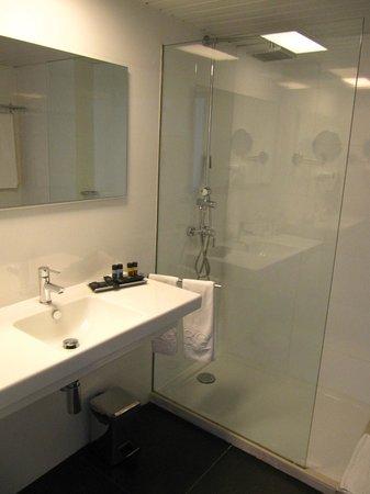 Nautico Ebeso Hotel : Bagno