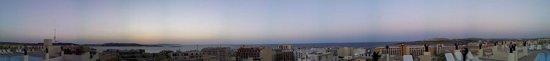 Hotel Santana: Roof panorama