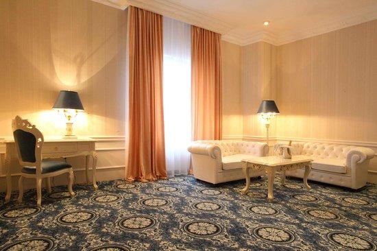 Royal Congress Hotel: luxe