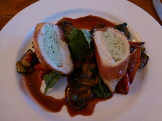 Delphi Club: Top notch chicken breast