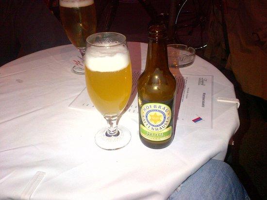 Wirtshaus Zum Leupold: beer