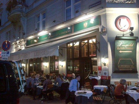 Wirtshaus Zum Leupold: restaurant