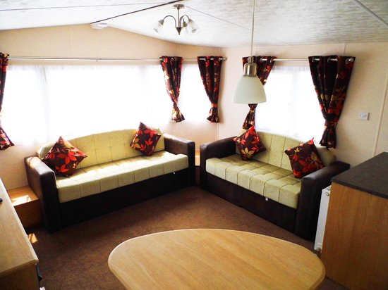 Lyons Robin Hood Holiday Park: One of our brand new Silver caravans