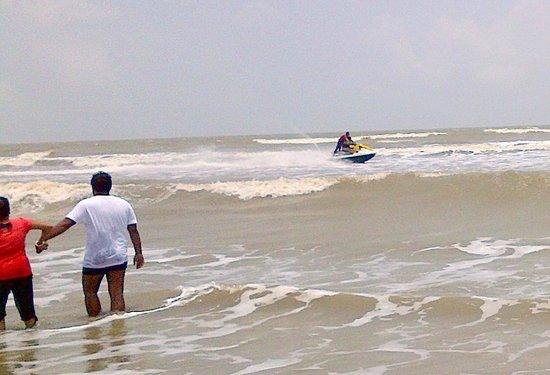 Mandarmoni India  city photos gallery : water scooter Picture of Mandarmani Beach, Mandarmoni TripAdvisor