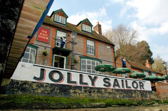 Quintessential English Pub Review Of The Jolly Sailor